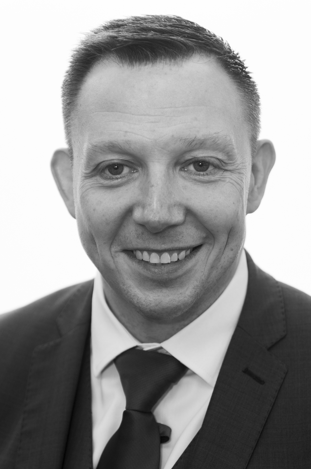 Justin Robinson, Sales & Lettings Director
